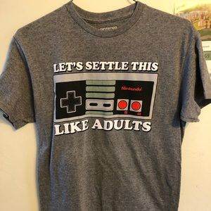 *** LET'S SETTLE THIS LIKE ADULTS *** Medium 70/30